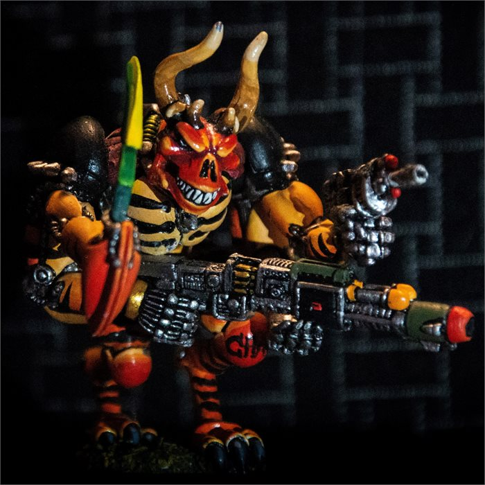 Mark III Assault Fiend