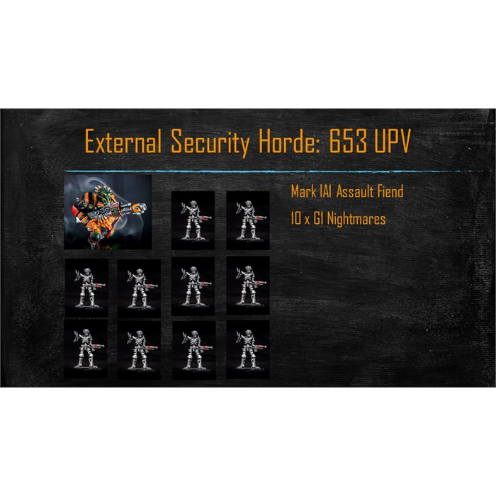 External Security Horde