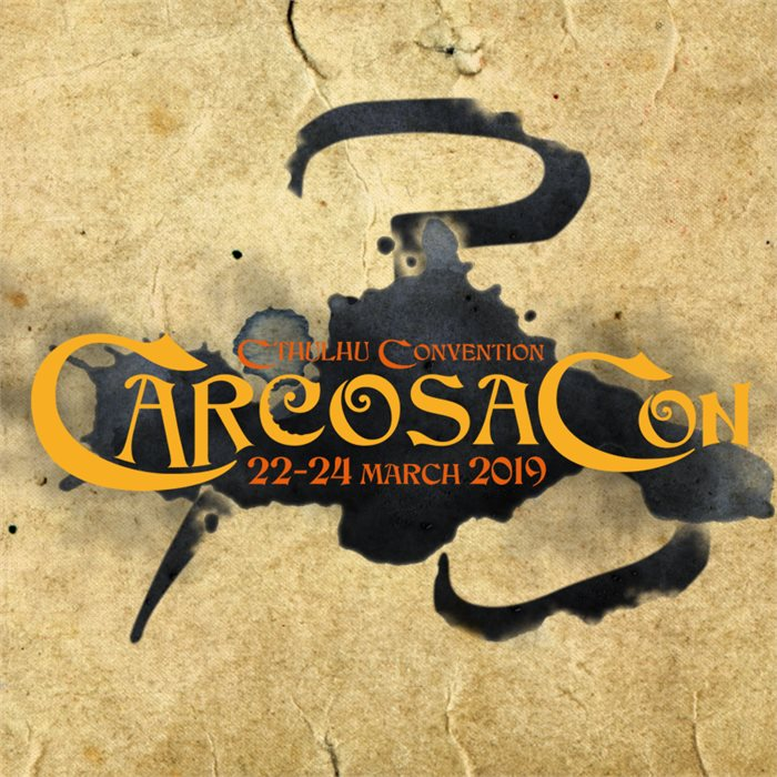 Bilet na konwent CarcosaCon