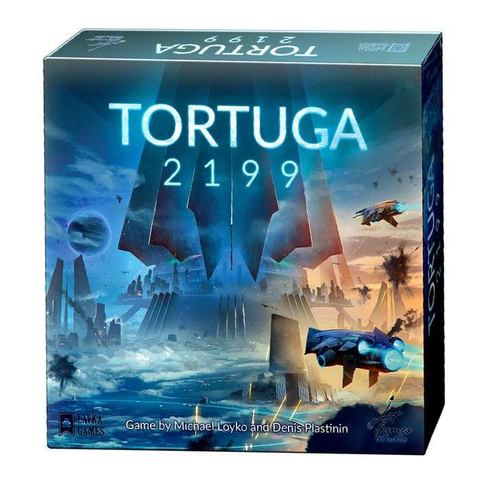 Tortuga 2199 Captain Pre-Order