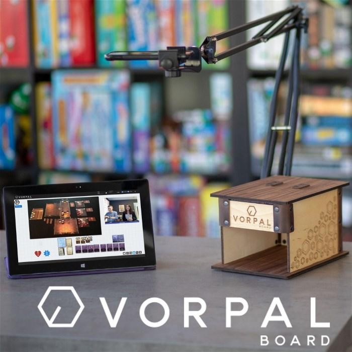 Vorpal Board Late Pledge