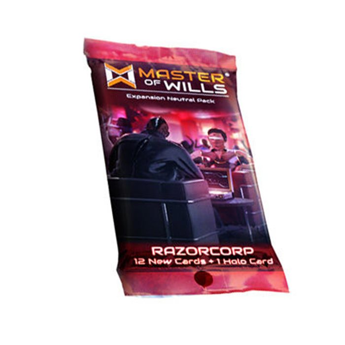 Razorcorp neutral pack