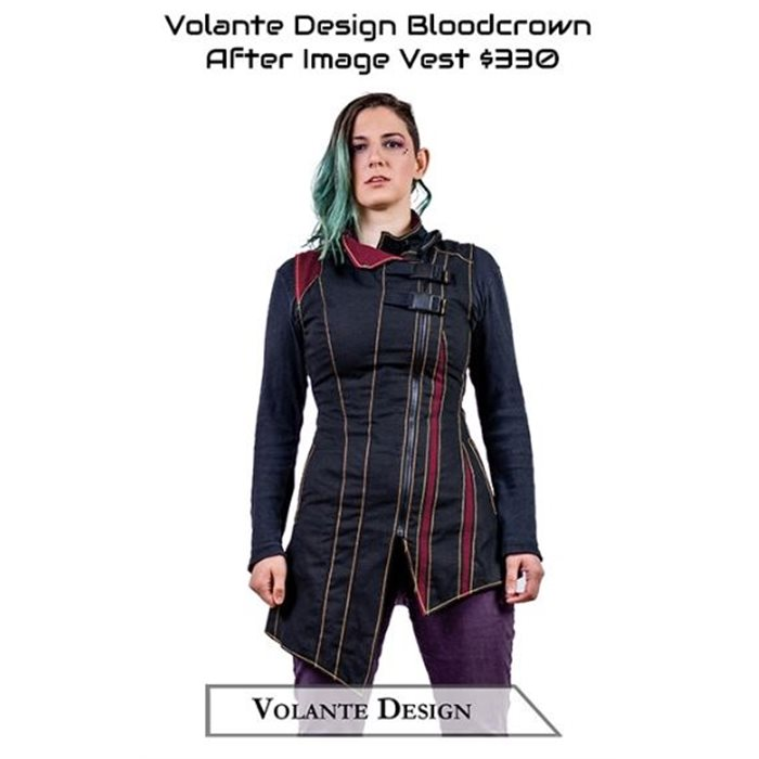 Volante- Master of Wills vest