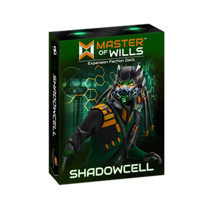 Shadowcell Faction expansion