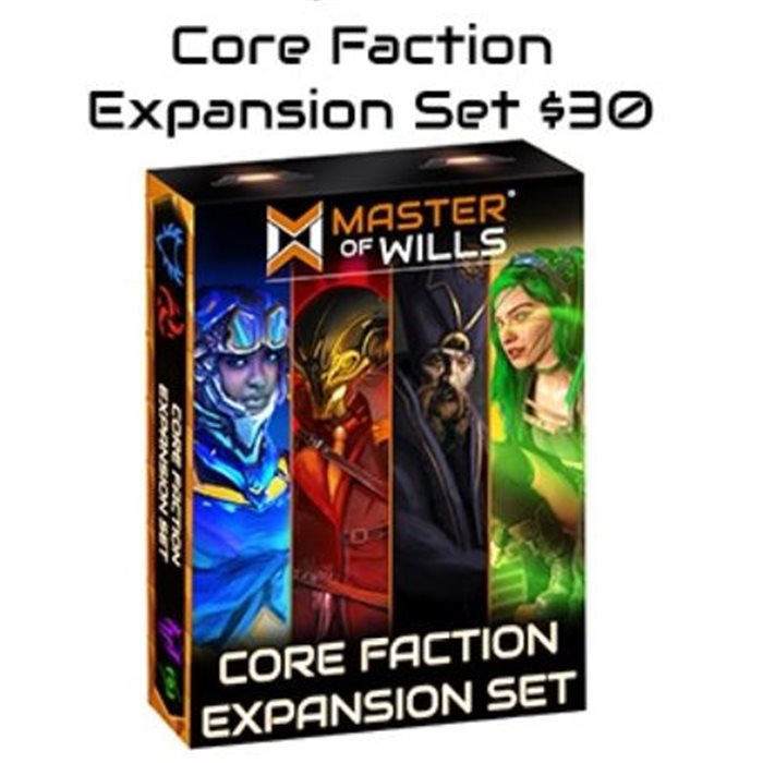 Core Faction expansion