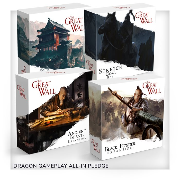Dragon Gameplay All-in