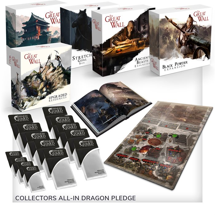 Dragon Collectors Pledge