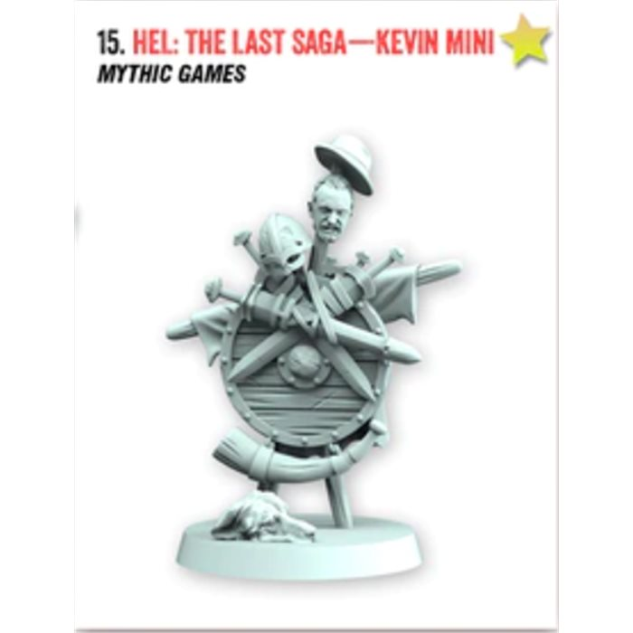 Hel: The Last Saga - Kevin mini