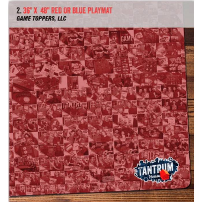 "36""x 48"" Tantrum House Neoprene Mat with case"