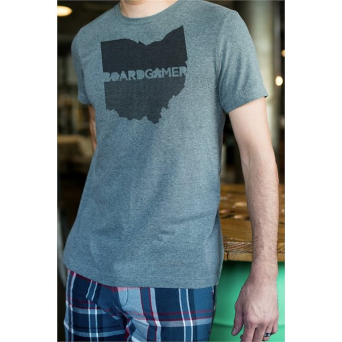 Board Gamer State shirt