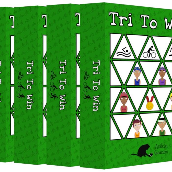 Tri To Win x4