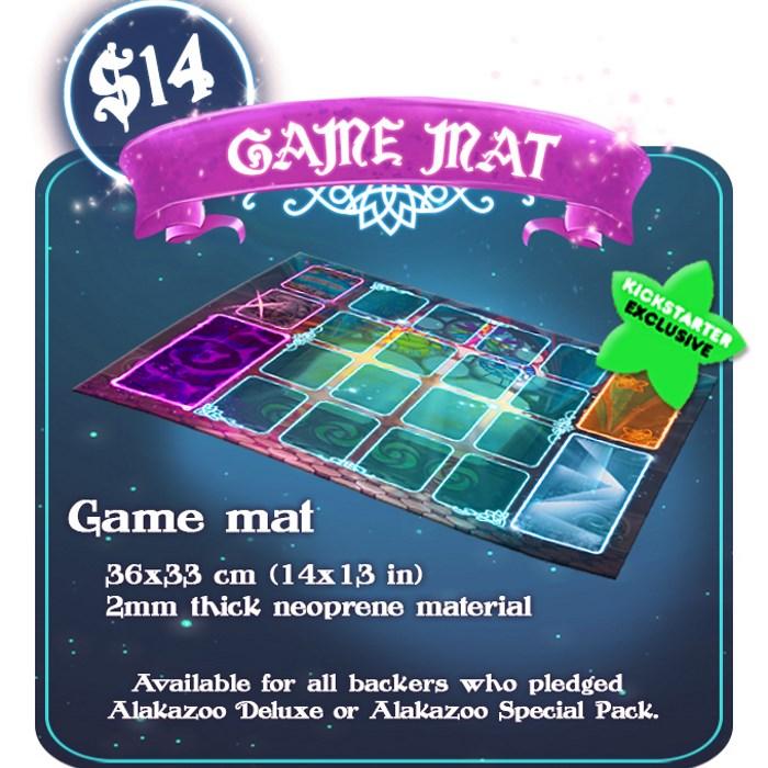 GAME MAT