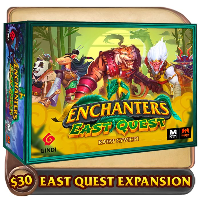 East Quest expansion