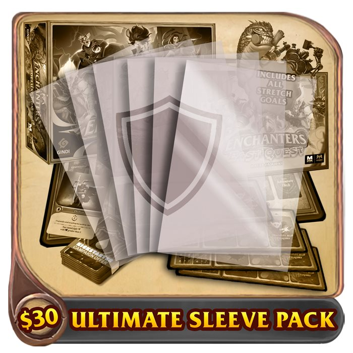Ultimate Sleeve pack