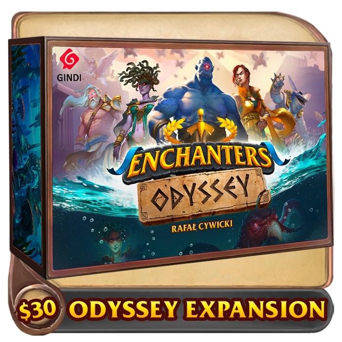 Odyssey expansion