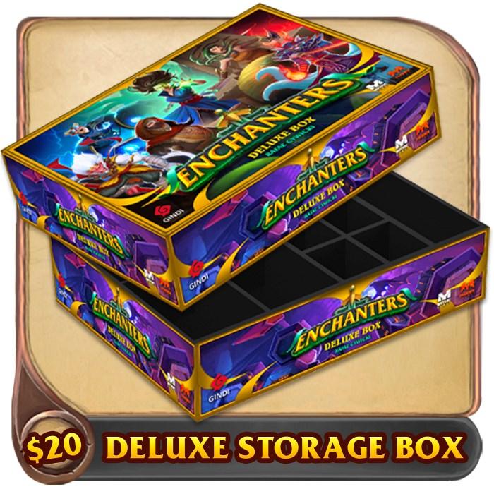 Deluxe Storage Box