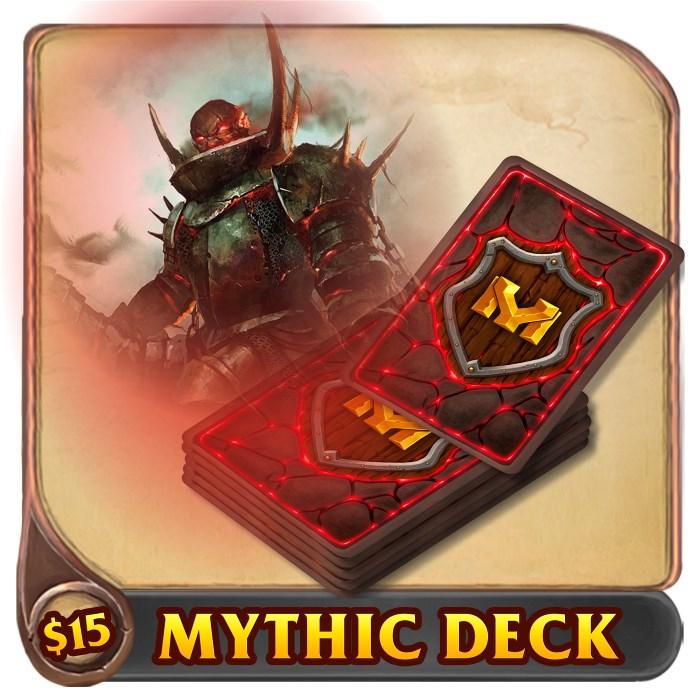 Mythic Deck