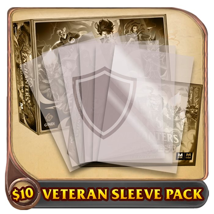 Veteran Sleeve pack