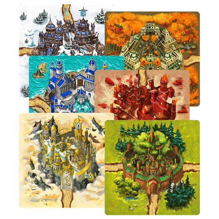 ALTERNATE TERRAIN DECK