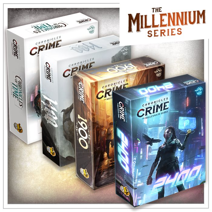 Three Games Pledge - The Millennium Series