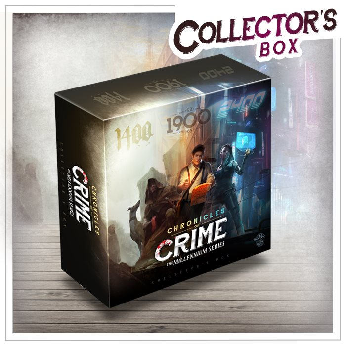Collector's Box (Storage Box)