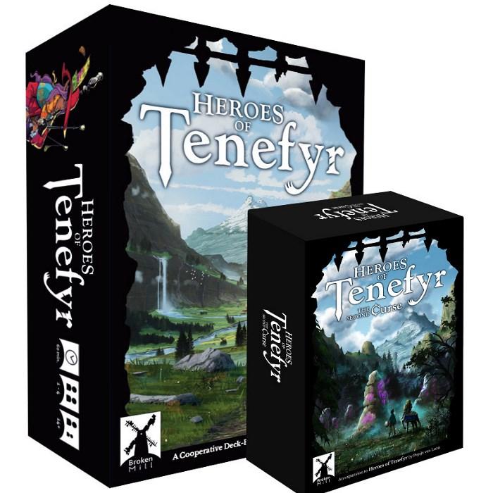 Heroes of Tenefyr combo pack