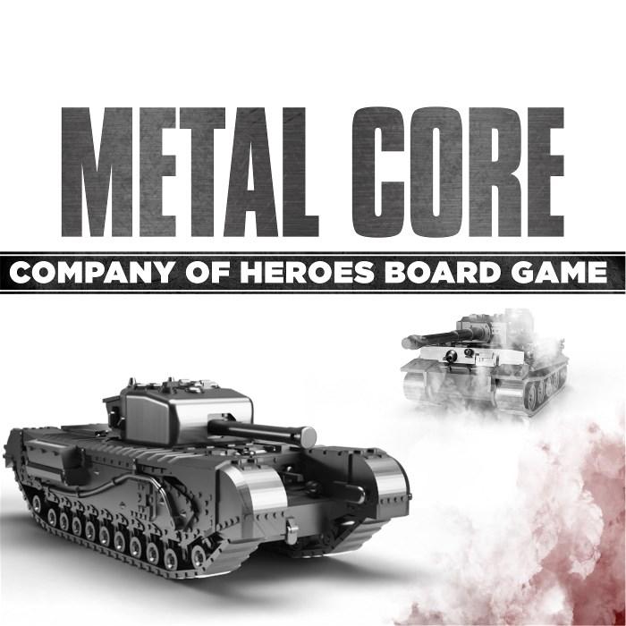 Metal Core Upgrade