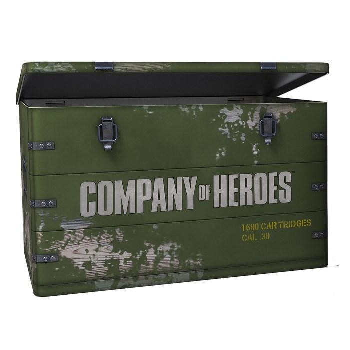 Metal War Crate