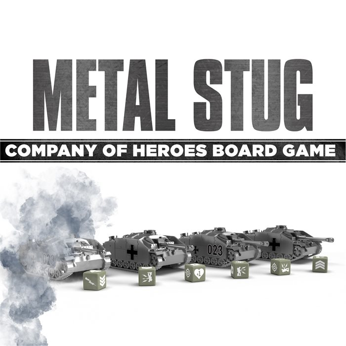 Metal Stug Upgrade