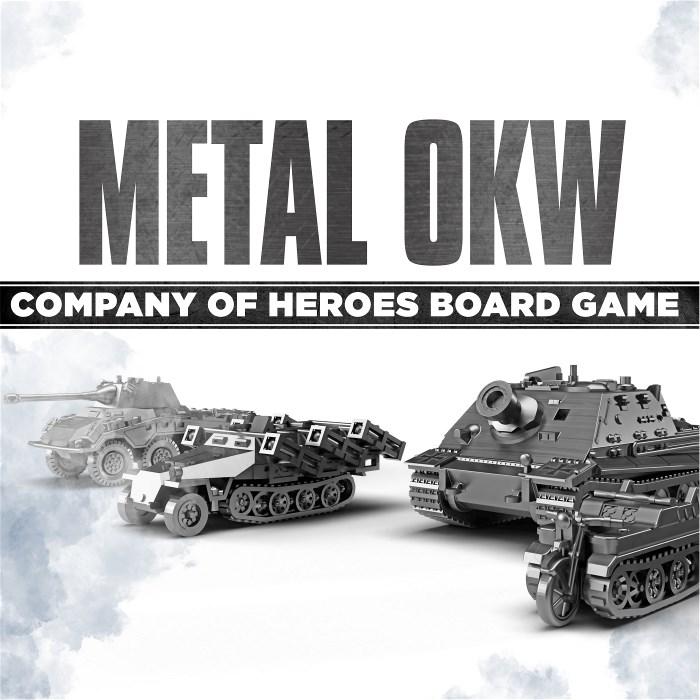 Metal OKW Upgrade
