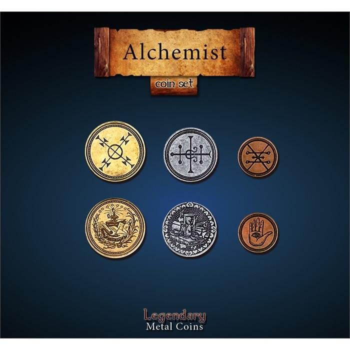 Alchemist Coin Set