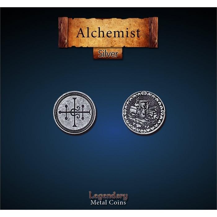 Alchemist Silver Coins