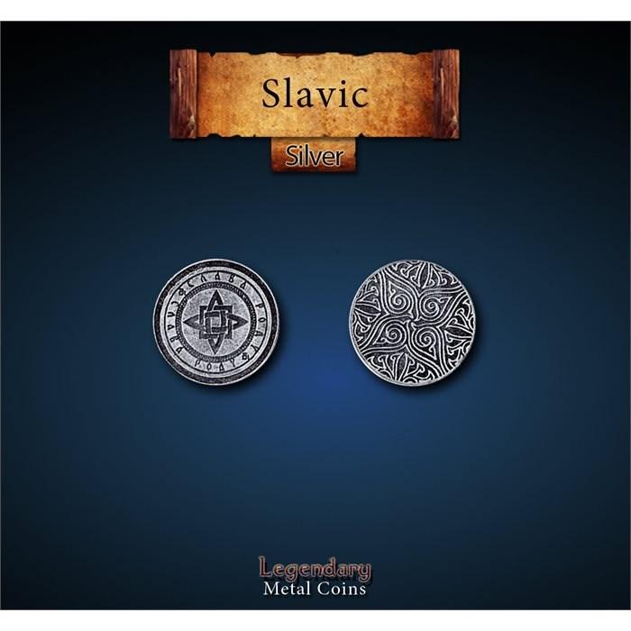 Slavic Silver Coins