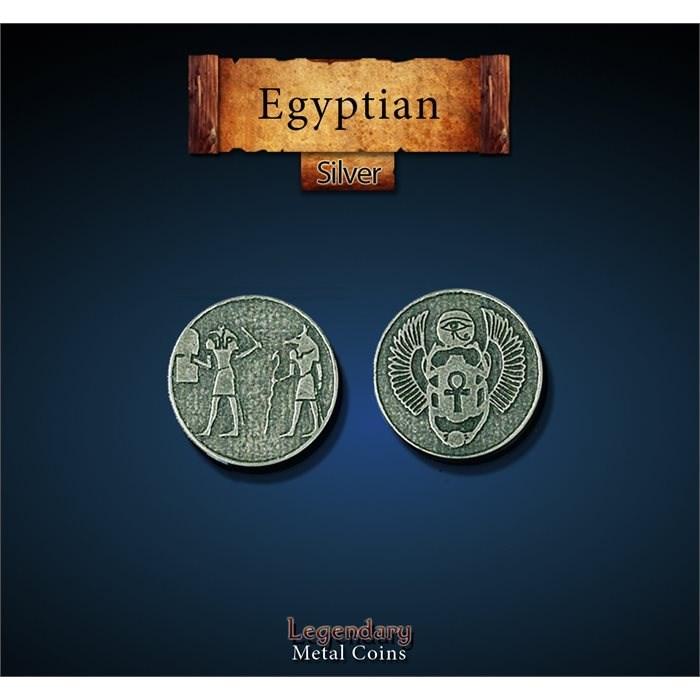 Egyptian Silver Coins