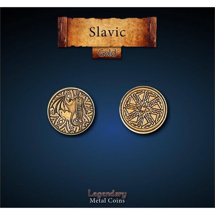 Slavic Gold Coins