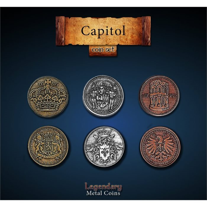 Capitol Coin Set