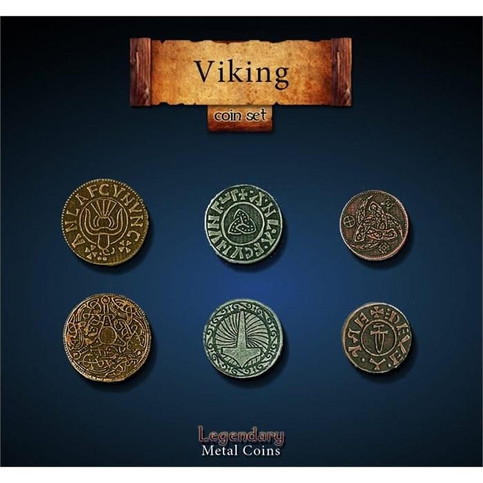 Viking Coin Set