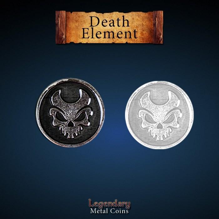 Elements Coin Set - Death