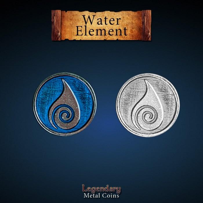 Water Element Token