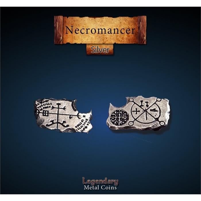 Necromancer Silver Coins