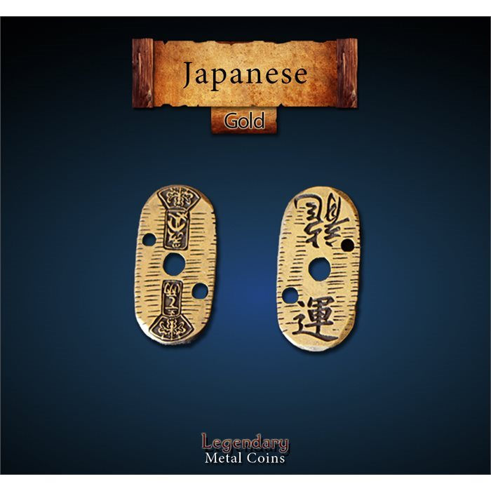 Japanese Gold Coins