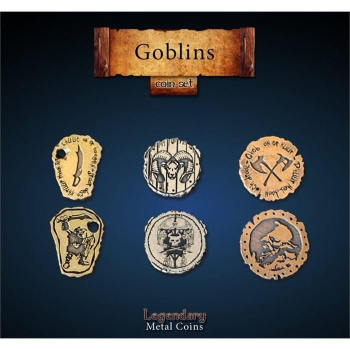 Goblins Coin Set
