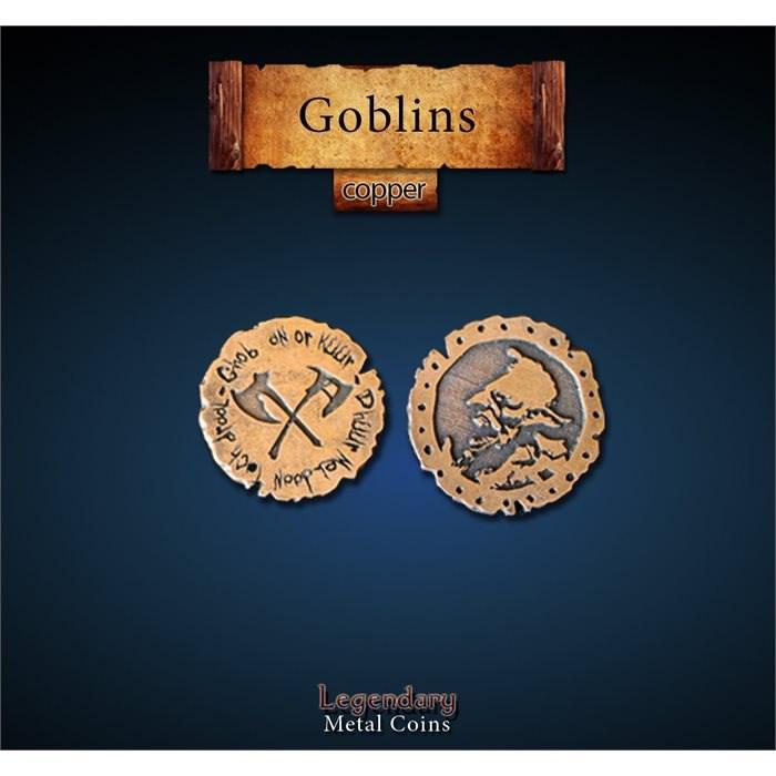 Goblin Copper Coin