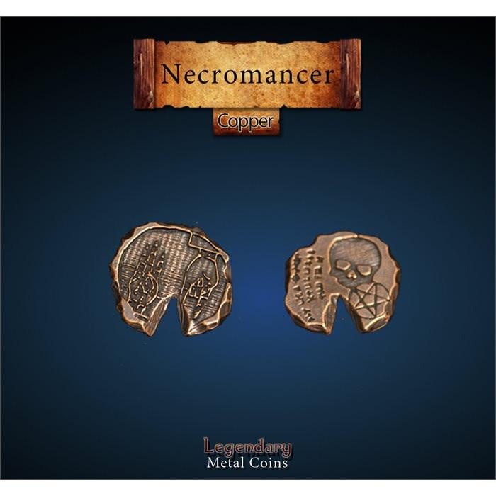 Necromancer Copper Coins