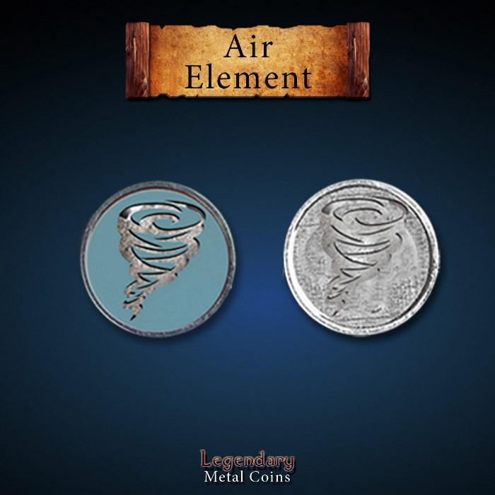 Elements Coin Set - Air