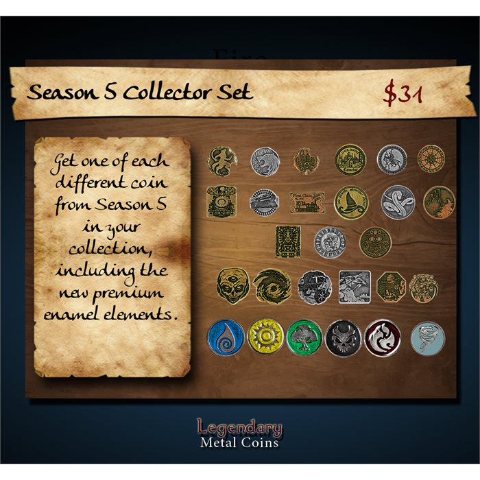Collector Set Season 5