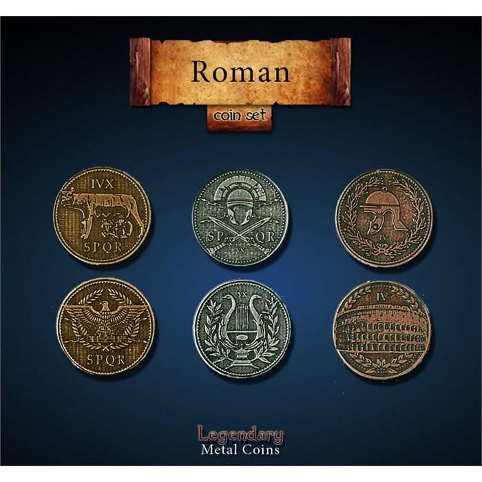 Roman Coin Set