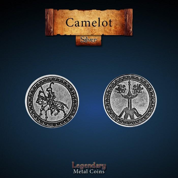 Camelot Silver Coin