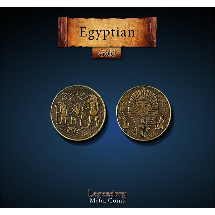 Egyptian Gold Coins