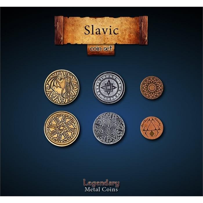 Slavic Coin Set